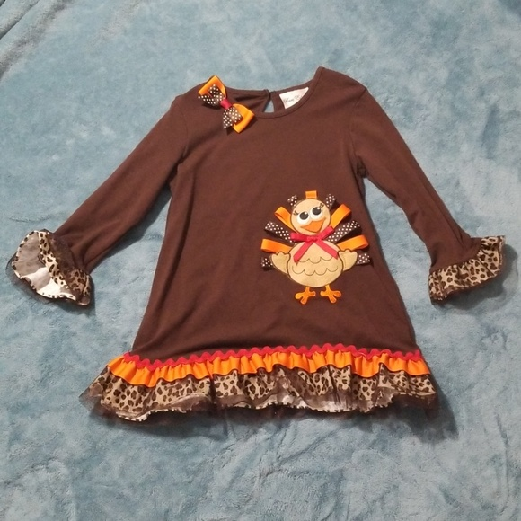 Rare Editions Other - *Rare Editions* Thanksgiving dress